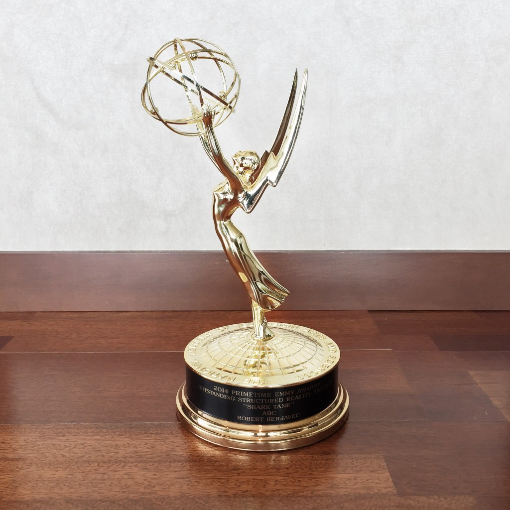 Shark Tank Emmy Award