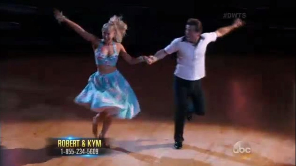 Robert & Kym's Jive - Dancing With the Stars