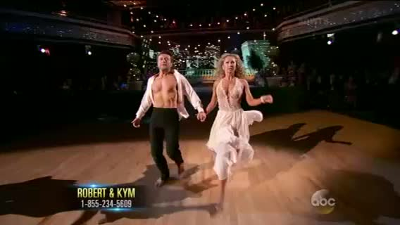 Robert & Kym's Contemporary - Dancing With the Stars