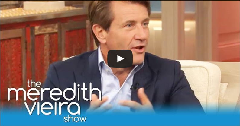 Robert Herjavec On What Inspired Him To Give Back - The Meredith Vieira Show