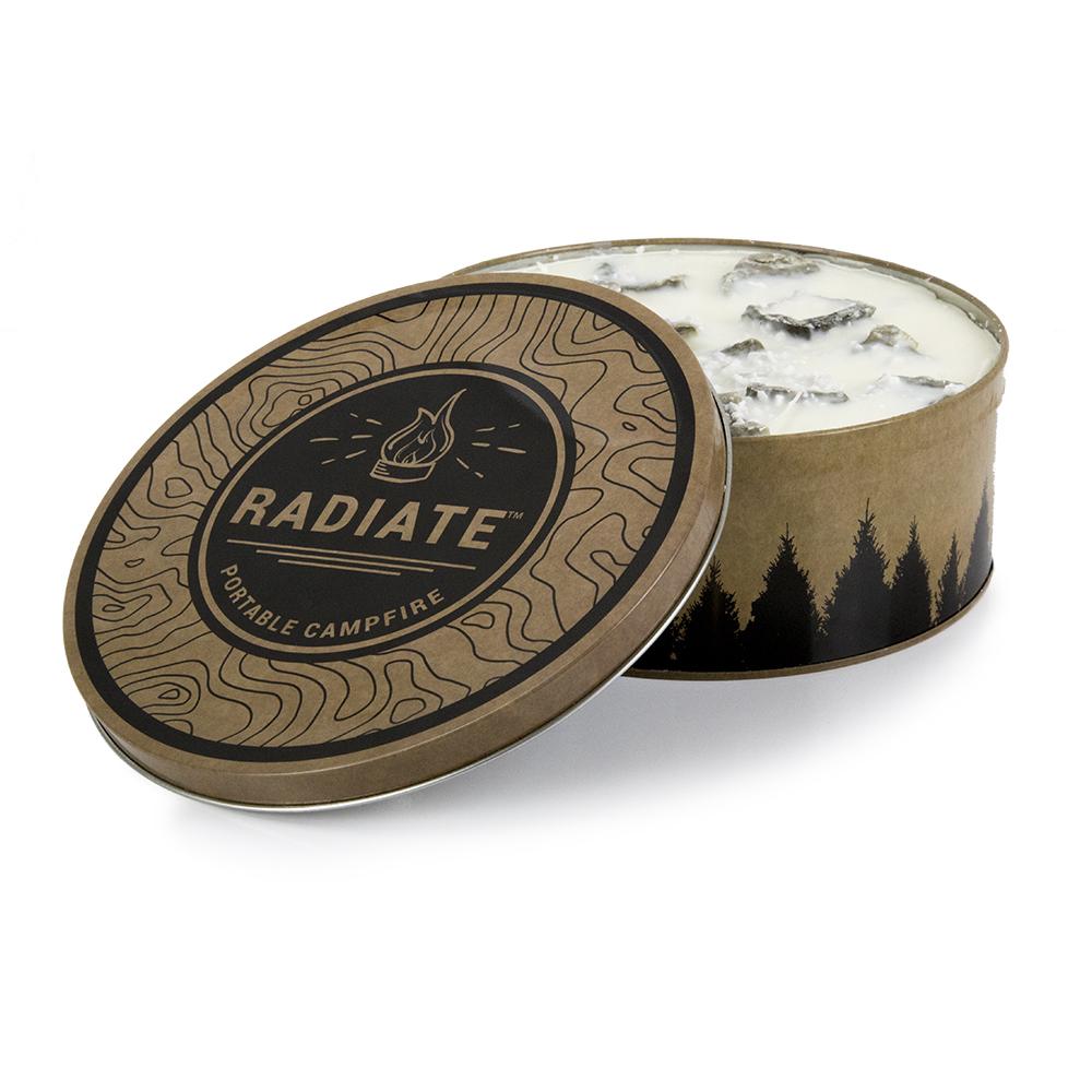 radiate portable campfire robert herjavec
