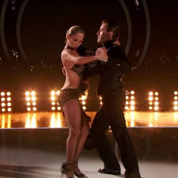 Robert & Kym's Tango – Dancing with the Stars