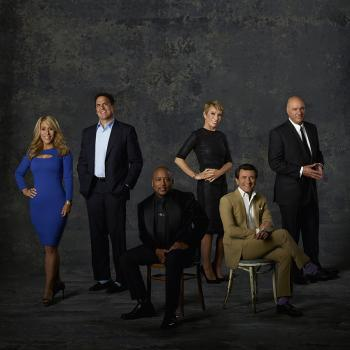 Shark Tank – Group Shot