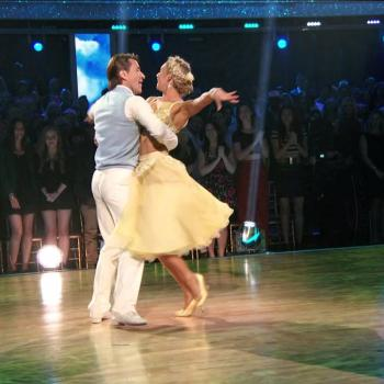 Robert & Kym's Foxtrot – Dancing with the Stars