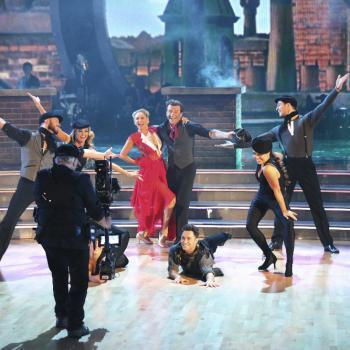 Robert & Kym's Quickstep – Dancing with the Stars Week 5