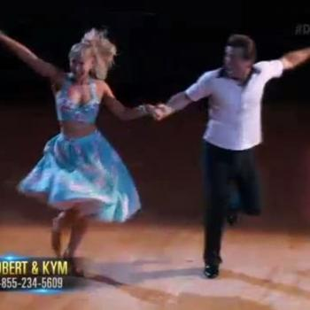 Robert & Kym's Jive – Dancing With the Stars
