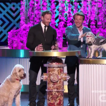 Robert Herjavec on World Dog Awards