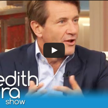 Robert Herjavec On What Inspired Him To Give Back – The Meredith Vieira Show
