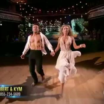 Robert & Kym's Contemporary – Dancing With the Stars