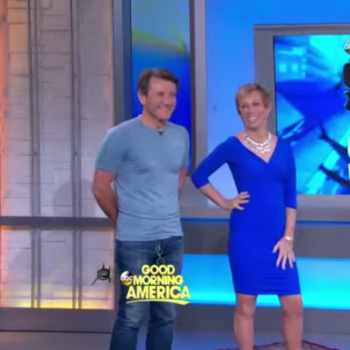 Good Morning America Shark vs Shark